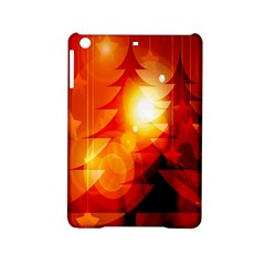 Tree Trees Silhouettes Silhouette Ipad Mini 2 Hardshell Cases