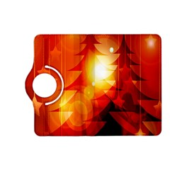 Tree Trees Silhouettes Silhouette Kindle Fire Hd (2013) Flip 360 Case