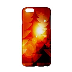 Tree Trees Silhouettes Silhouette Apple iPhone 6/6S Hardshell Case