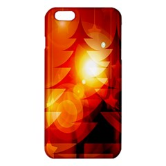 Tree Trees Silhouettes Silhouette iPhone 6 Plus/6S Plus TPU Case