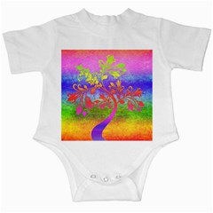Tree Colorful Mystical Autumn Infant Creepers