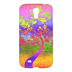 Tree Colorful Mystical Autumn Samsung Galaxy S4 I9500/I9505 Hardshell Case
