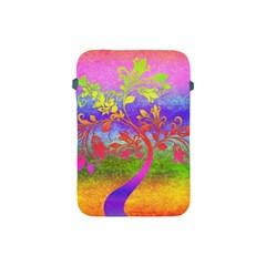Tree Colorful Mystical Autumn Apple Ipad Mini Protective Soft Cases