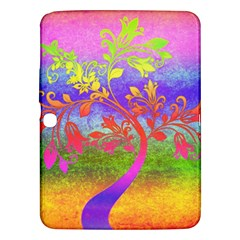 Tree Colorful Mystical Autumn Samsung Galaxy Tab 3 (10 1 ) P5200 Hardshell Case