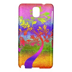 Tree Colorful Mystical Autumn Samsung Galaxy Note 3 N9005 Hardshell Case