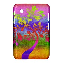 Tree Colorful Mystical Autumn Samsung Galaxy Tab 2 (7 ) P3100 Hardshell Case
