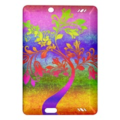 Tree Colorful Mystical Autumn Amazon Kindle Fire Hd (2013) Hardshell Case