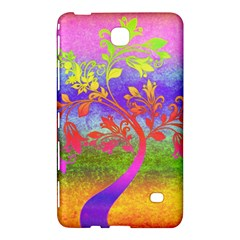Tree Colorful Mystical Autumn Samsung Galaxy Tab 4 (7 ) Hardshell Case