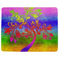 Tree Colorful Mystical Autumn Jigsaw Puzzle Photo Stand (Rectangular)