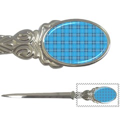 The Checkered Tablecloth Letter Openers