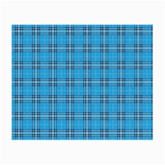 The Checkered Tablecloth Small Glasses Cloth