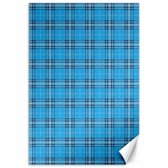 The Checkered Tablecloth Canvas 12  x 18