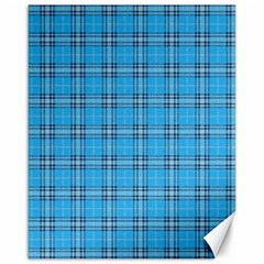 The Checkered Tablecloth Canvas 16  x 20