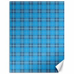 The Checkered Tablecloth Canvas 18  X 24