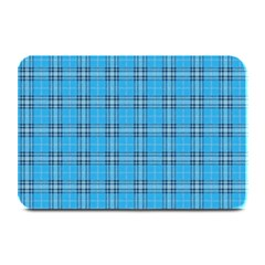 The Checkered Tablecloth Plate Mats
