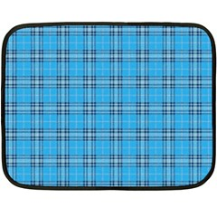 The Checkered Tablecloth Fleece Blanket (Mini)