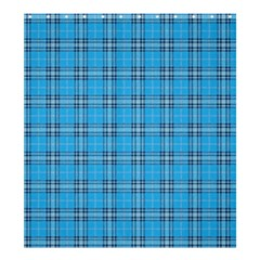 The Checkered Tablecloth Shower Curtain 66  X 72  (large)