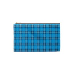 The Checkered Tablecloth Cosmetic Bag (Small)
