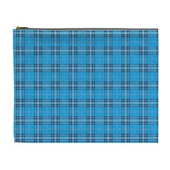 The Checkered Tablecloth Cosmetic Bag (XL)