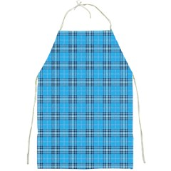 The Checkered Tablecloth Full Print Aprons