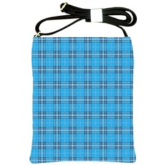 The Checkered Tablecloth Shoulder Sling Bags