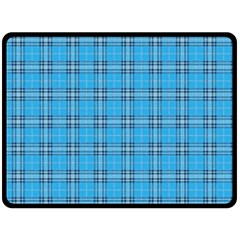 The Checkered Tablecloth Fleece Blanket (Large)