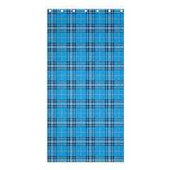 The Checkered Tablecloth Shower Curtain 36  x 72  (Stall)