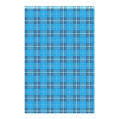 The Checkered Tablecloth Shower Curtain 48  x 72  (Small)