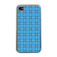 The Checkered Tablecloth Apple Iphone 4 Case (clear)