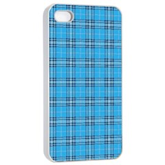 The Checkered Tablecloth Apple Iphone 4/4s Seamless Case (white)