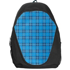 The Checkered Tablecloth Backpack Bag