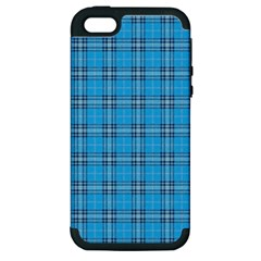 The Checkered Tablecloth Apple Iphone 5 Hardshell Case (pc+silicone)