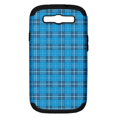 The Checkered Tablecloth Samsung Galaxy S Iii Hardshell Case (pc+silicone)