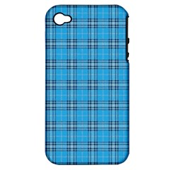 The Checkered Tablecloth Apple iPhone 4/4S Hardshell Case (PC+Silicone)