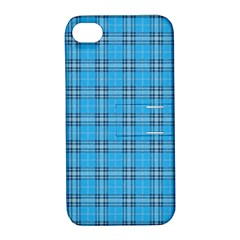The Checkered Tablecloth Apple Iphone 4/4s Hardshell Case With Stand
