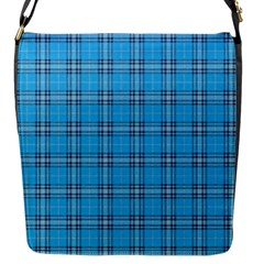 The Checkered Tablecloth Flap Messenger Bag (s)