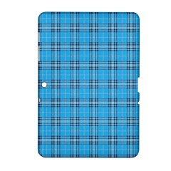 The Checkered Tablecloth Samsung Galaxy Tab 2 (10 1 ) P5100 Hardshell Case