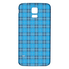 The Checkered Tablecloth Samsung Galaxy S5 Back Case (white)