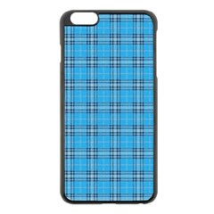 The Checkered Tablecloth Apple iPhone 6 Plus/6S Plus Black Enamel Case