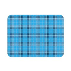 The Checkered Tablecloth Double Sided Flano Blanket (mini)