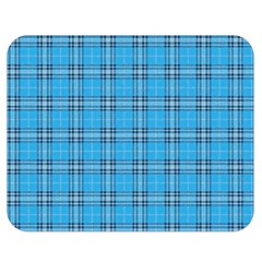 The Checkered Tablecloth Double Sided Flano Blanket (Medium)