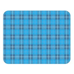 The Checkered Tablecloth Double Sided Flano Blanket (Large)
