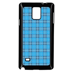 The Checkered Tablecloth Samsung Galaxy Note 4 Case (black)