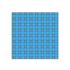 The Checkered Tablecloth Satin Bandana Scarf
