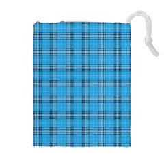 The Checkered Tablecloth Drawstring Pouches (Extra Large)