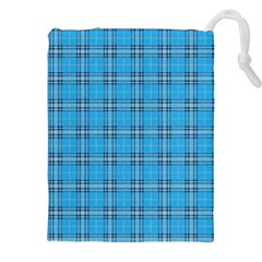 The Checkered Tablecloth Drawstring Pouches (XXL)