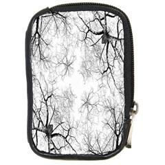 Tree Knots Bark Kaleidoscope Compact Camera Cases