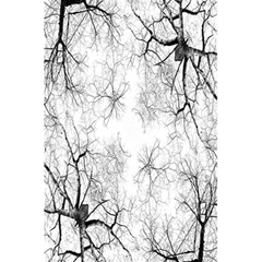 Tree Knots Bark Kaleidoscope 5 5  X 8 5  Notebooks
