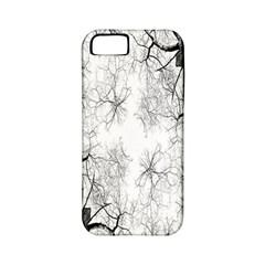 Tree Knots Bark Kaleidoscope Apple iPhone 5 Classic Hardshell Case (PC+Silicone)