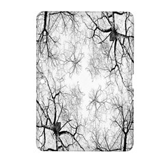 Tree Knots Bark Kaleidoscope Samsung Galaxy Tab 2 (10 1 ) P5100 Hardshell Case